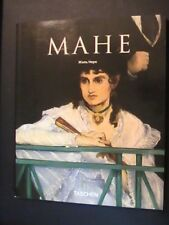Manet /Мане - Illustrated Album in Russian - New