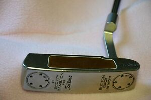 Scotty Cameron Original Button Back Newport w/ Steerhide Leather Headcover