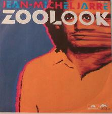 """JEAN MICHEL JARRE - ZOOLOOK - POLYDOR - Disques Dreyfus- 7 """" Singles (E888)"""