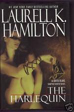 Laurell K.Hamilton The Harlequin