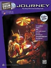Ultimate Drum Play-Along Journey: Authentic Drum, Book & 2 Enhanced CDs (Ultimat