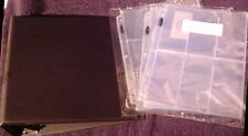"""Coupon Organizer Combo 3"""" Binder and 30 Pages"""