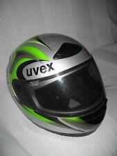 Sturzhelm Motorradhelm UVEX supravision Gr. M57