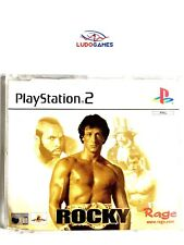 Rocky Promo EUR PS2 Retro Playstation Videojuego Videogame Mint State Completo