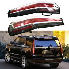 LED Rear Lamp Brake Tail Lights Cadillac Escalade Style For 2015-2016 GMC Yukon