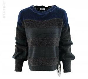 LIU. JO Milano long Sleeves Sweater Size L. RRP £140
