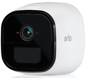 NETGEAR Arlo Go Mobile HD Security Camera w/ Verizon LTE - NICE