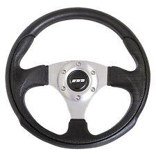 320mm Moulded Steering Wheel - Silver Centre - M Range M32M3PS - Mountney