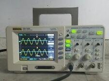 Rigol Ds1102d Digital 2ch 100mhz Oscilloscope