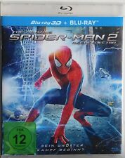 """THE AMAZING SPIDER-MAN 2""  3D + 2D Blu-ray - TOP Zustand"