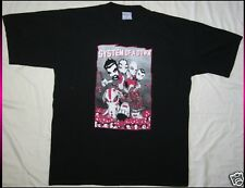 SYSTEM OF A DOWN Size XL Black T-Shirt