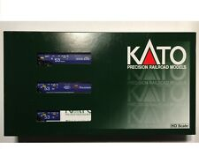 Kato 30-9034 Gunderson MAXI-IV Double Stack Car PACER #6309