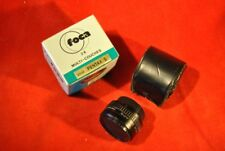Doubleur de focale FOCA MC4 monture PENTAX S