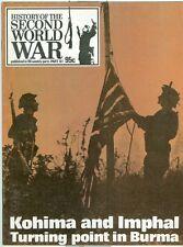 Cavendish-History WWII-CBI-1944-Japanese Invasion-India-Kohima-Imphal-Guide!
