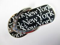 New York Metal Magnet Pool Shoe Souvenir USA America, New