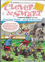 Clever & Smart Nr.124 von 1993 - Z0-1 ORIGINAL ERSTAUFLAGE COMIC-ALBUM ConPart