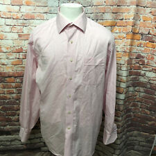 TOMMY BAHAMA MEN'S COTTON LONG SLEEVE DRESS SHIRT SIZE 16 1/2 34/35 A13-28