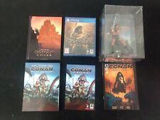 PS4 ★ Conan Exiles Limited Collector's Edition ★ FR/ESP