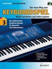 Der neue Weg zum Keyboardspiel 3 - Axel Benthien - NEU VOM MUSIKFACHHÄNDLER !
