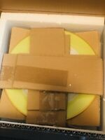 Set Of 4 Williams Sonoma Green Pastel Dinner Plates - New In Box. 10.5 Inch