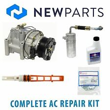 Ford Escape 2005-2007 2.3L Complete A/C Repair Kit With NEW Compressor & Clutch