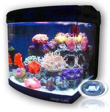 24 Gallon JBJ Nano Cube Live Plant Coral Fish Tank Standard Deluxe LED Aquarium