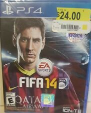 FIFA 14 (Sony PlayStation 4, 2013) Soccer Video Game Sports Rated Everyone