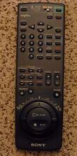 SONY RMT-V141B VTR/TV  REMOTE CONTROL 146748511, RMTV141B, SLV420