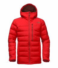 The North Face Men's Med Corefire Down Jacket Centennial Red Gore Windstopper