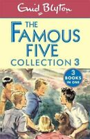 The Famous Five Collection 3 Books 7-9 by Enid Blyton 9781444929706 | Brand New