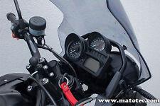 Schwarz BMW R 1200 GS adventure s r 1300 k tacho Sun Shade cover  mit stege