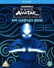 Avatar: The Legend of Aang - The Complete Series Blu-ray