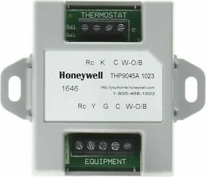 Honeywell THP9045A1023 Wiresaver Module - Add a C Wire For Smart Thermostat NEW