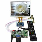 "HD MI VGA AV Audio USB LCD Controller board 8"" EJ080NA-05A 800x600 LCD Screen"