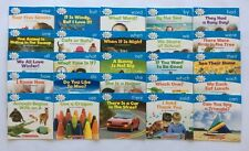 Lot 25 Children's Level B Kindergarten First Grade Learn to Read Books NEW