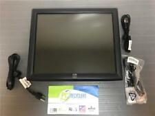 "Elo Touch 1715L 17"" LCD Monitor ET1715L-8CWB-1-GY-G NO STAND"