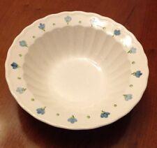 4 - Vintage METLOX POPPYTRAIL VERNON 'TRUE BLUE' Rim Cereal Bowl NEAR MINT