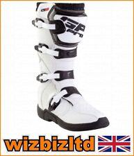 NEOFLEX MX bottes enduro compatible série 2.1 blanc uk8/EUR42/US9 botmxf42