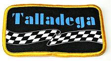 Vintage Talladega Motor Speedway NASCAR Patch New Blems NOS 1980s