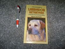 Labrador Retrievers hardback book 114 pages great condition