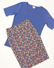New Lularoe Outfit Cassie & Gigi Set Nwt Pencil Skirt Business Casual