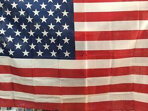 BANDERA NACIONA DE EEUU 150x90cm - BANDERA NACIONAL calidad DE EEUU 90 x 150 cm