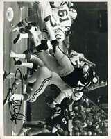 Dwight White JSA Coa Autograph Hand Signed 8x10 Steelers Photo
