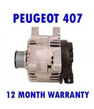 Peugeot 407 Sw Coupe 1.6 2.0 2004 2005 2006 2007 2009-2015 Alternador