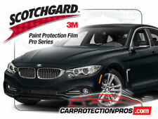 2019 BMW 4-Series M-Sport 3M Pro Series Clear Bra Deluxe Paint Protection Kit