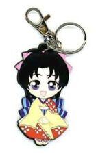 Rurouni Kenshin Kaoru Keychain Key Chain Anime Manga License NEW Vintage Rare