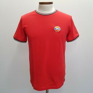 LINDBERGH Gulf T-Shirt rot reg. Vk-Preis 39,90 Euro