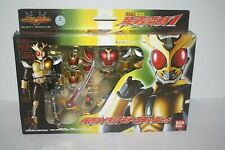 Bandai Japan Chogokin GD-30 Masked Rider Agito 3 Form Set MISB USA Seller 2