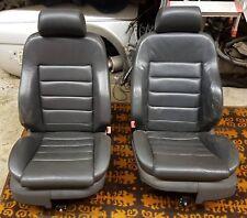 Audi A6 4B C5 Lederausstattung Dunkelgrau Vollelektrisch 4xSitzheizung Memory