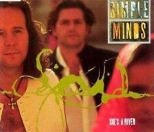 Simple Minds She's a river (1995, #8927032) [Maxi-CD]